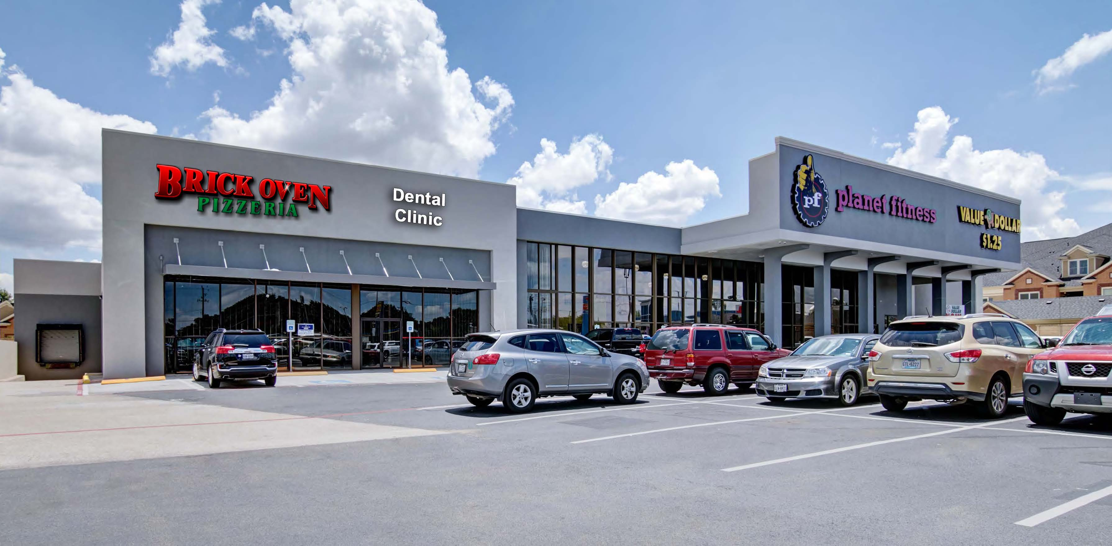 Deer park marketplace american realty group for Honda dealerships in houston