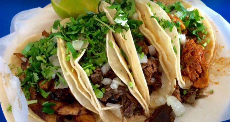 Tacos La Bala at Spencer Tiendas Buildout Update