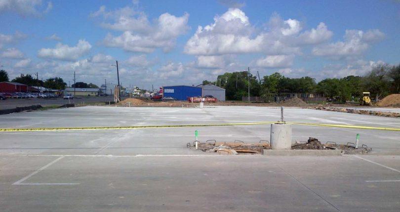 Spencer Tiendas Construction Update – July 18, 2017