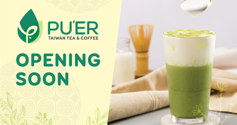 Pu'er Teahouse  Opening Soon at Cypress Shops
