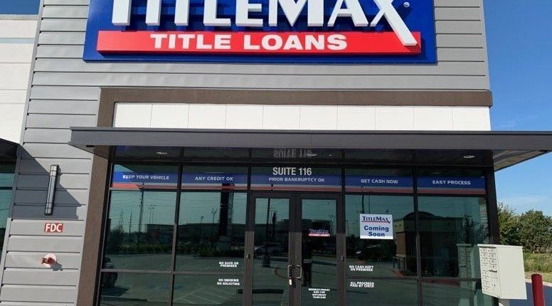 Titlemax Open for Business at Cypress Shops